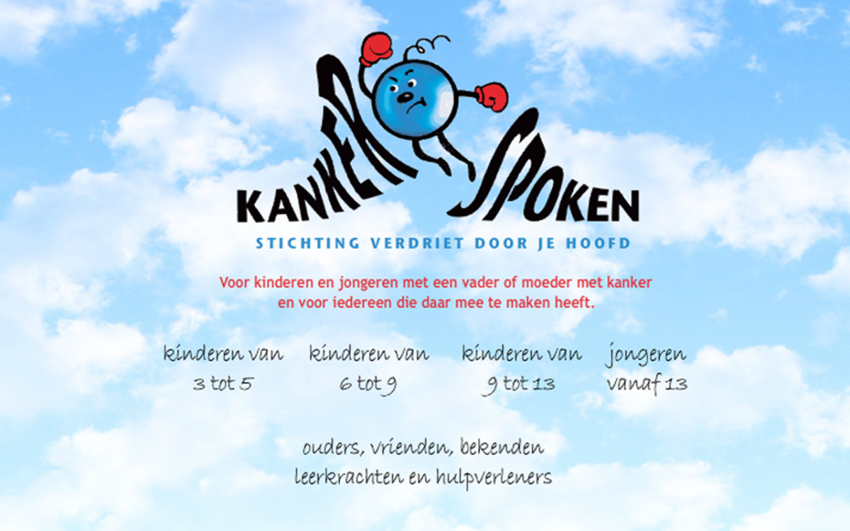 kankerspoken website